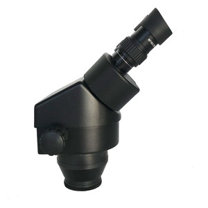 Image 1 - Continue 7 45X Binocular stereo microscope Industrial microscope zoom Magnification head