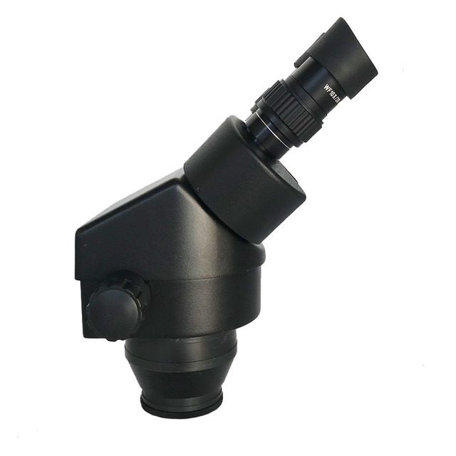 Continue 7 45X Binocular stereo microscope Industrial microscope zoom Magnification head
