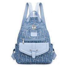 2021 Canvas Ladies Backpacks Female Schoolbags Fashion Designer Women School Backpack Teenage Girls Book Bags Casual Ms Backpack