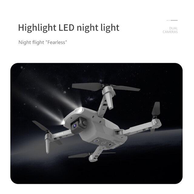 Drone 4K HD dual Kamera ku  wifi FPV 1080px 4