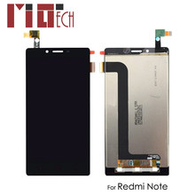 LCD Display For Xiaomi Redmi Note 1 LCD Touch Screen Digitizer Assembly Replacement Black No Frame 5.5 inch 3G(China)