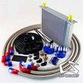 30 ряд 10AN универсальный двигатель трансмиссия масляный радиатор комплект + 7