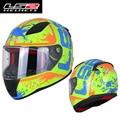 мотошлем LS2 FF353 alex barros полный шлем мотоцикла ABS безопасная структура LS2 быстрая уличная гоночные шлемы ECE одобрение