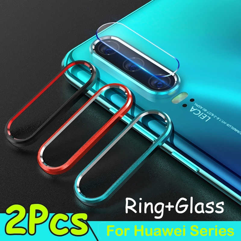 Screenprotector Camera Lens Protector For Huawei P30 P20 Mate 20 Pro Lite Nova 4 3 P Smart 2019 Metal Protective Ring Lente Glas
