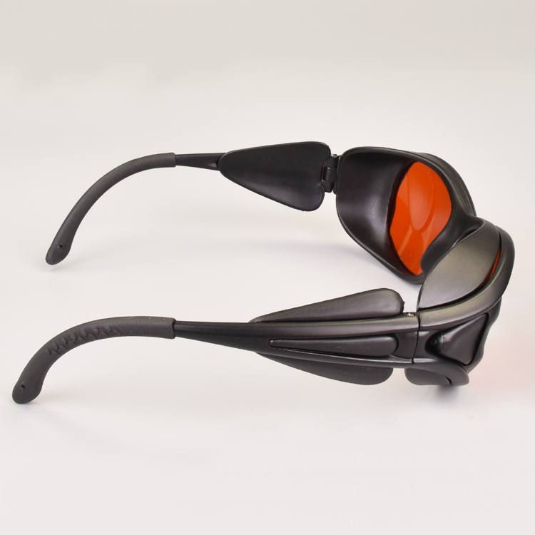 Image 3 - laser safety glasses for multi wavelengths lasers 190 550nm and 800 1100nm O.D 6+ CE 532nm and 1064nm lasers-in Safety Goggles from Security & Protection