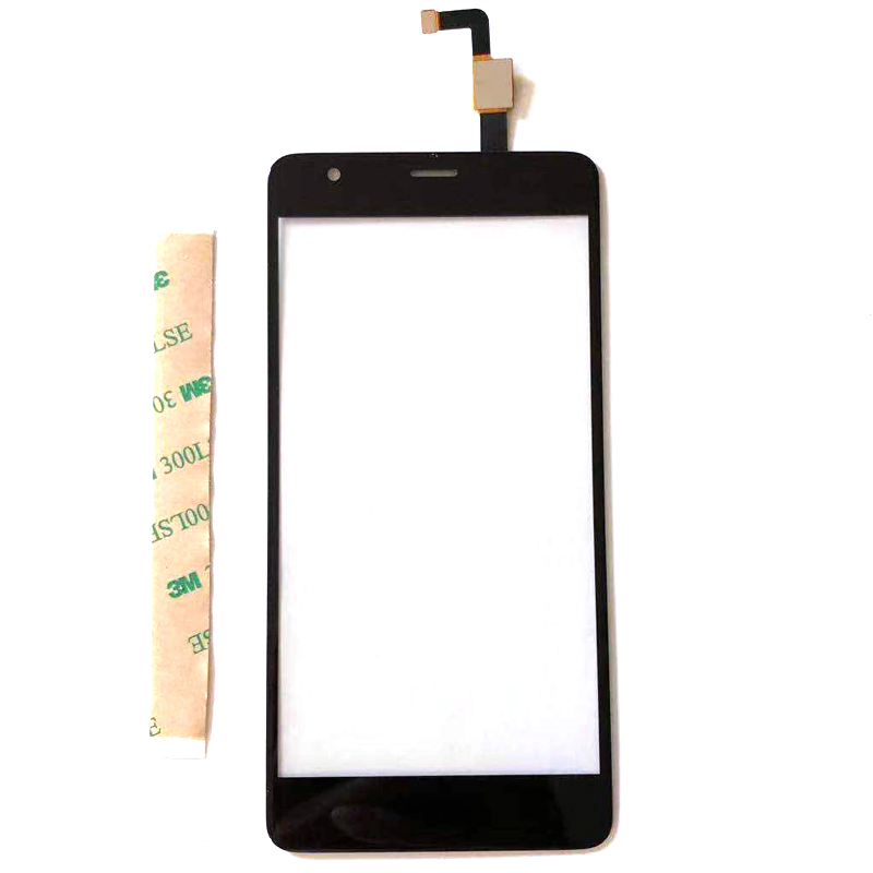 5.5 Inch For Fly Power Plus FHD FS554 Touchscreen Panel Glass Sensor Replacement with 3M Type image