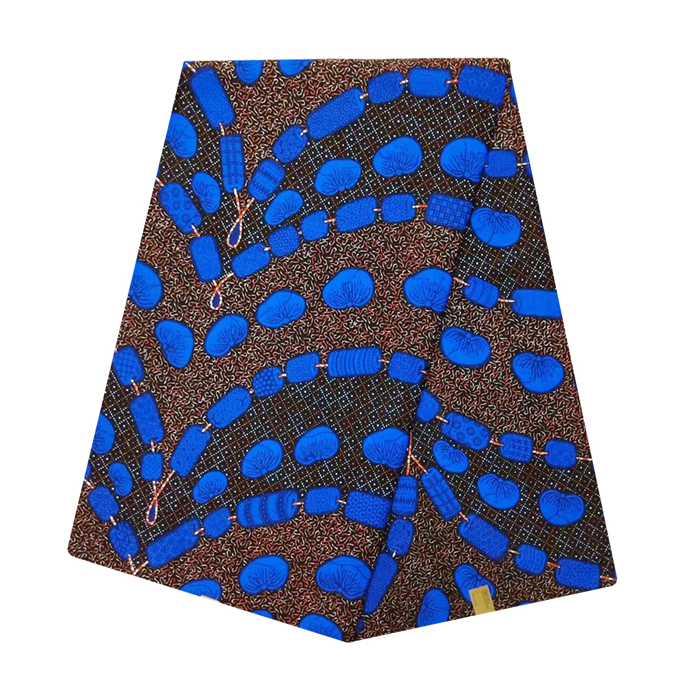 African Holland Wax Fabric Africain Wax Fabrics Pagnes High Quality Real Dutch Netherlands Ankara African Fabric Wax Print