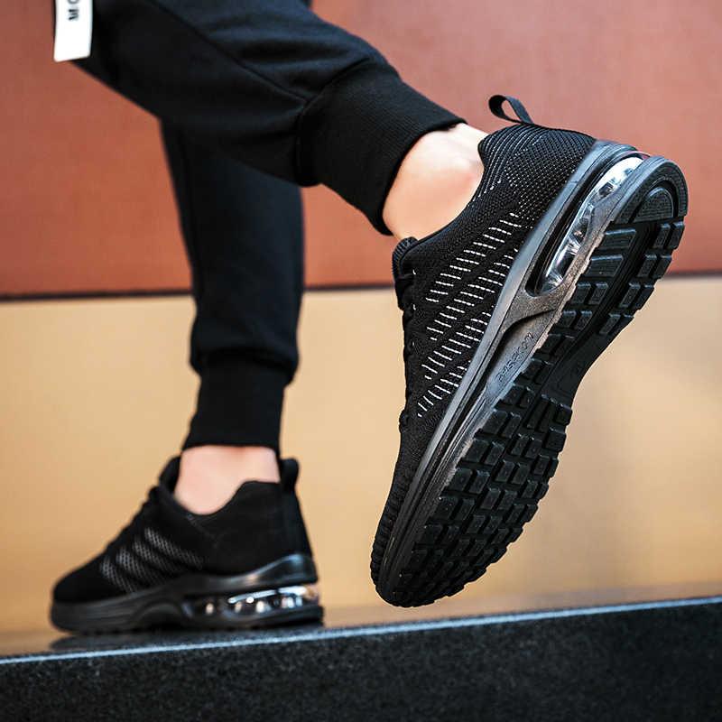 Lüks erkekler 2020 üçlü 90 ayakkabı 270 örgü örgü sinek 720 Sneakers açık spor Nyfw tasarımcı eğitmenler Max boyutu abd 12