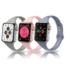 Silicone strap For Apple Watch band 42mm/38mm iwatch 5 Band 44mm/40mm Sport bracelet Rubber watchband for apple watch 5 4 3 2 1 sport watch strap for apple watch 3 2 1 4 iwatch band 42mm 38mm 44mm 40mm natural silicone bracelet wrist belt rubber watchband