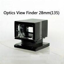 Kit de reparación de visor óptico profesional, 28mm, para cámara Ricoh GR GRD2 GRD3 GRD4, buscador de visión externo