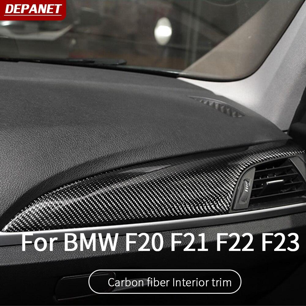 Отделка салона из углеродного волокна для bmw f20 f21 f22 f23, аксессуары для bmw 1 серии 2, аксессуары для интерьера