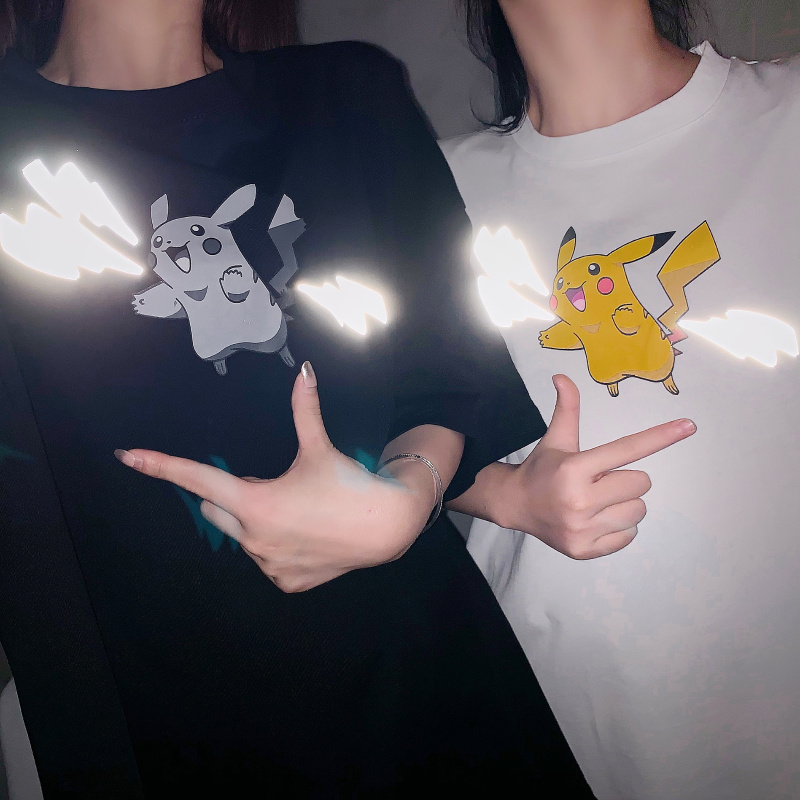 funny-pikachu-t-shirt-women-summer-font-b-pokemon-b-font-kawaii-long-loose-top-korean-harajuku-style-ulzzang-friends-clothes-tee-shirt-0801-39