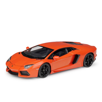 1:24 Diecast Car Model Metal Car Toy Vehicle Lamborghinis-Aventadors LP700-4 Alloy Car Doors Open For Kids Toys Collection Gift new arrival gift lp700 matte 1 18 model car collection alloy diecast scale table top metal vehicle sports race decoration toy