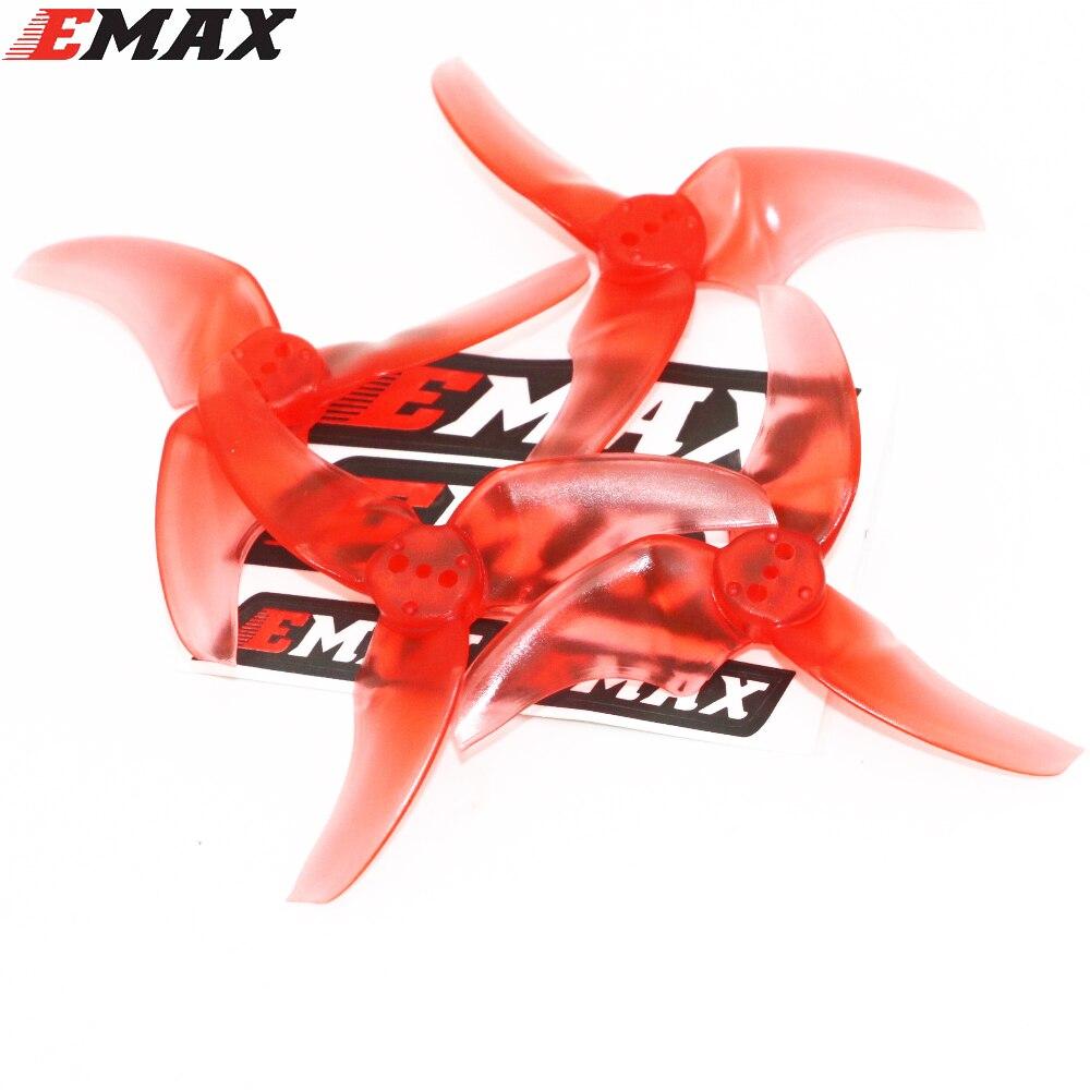 4pcs EMAX AVAN Blur 2 Inch / Rush 2.5 Inch Prop 10CW+10CCW Propellers For Emax Emax Babyhawk (2 Pair)