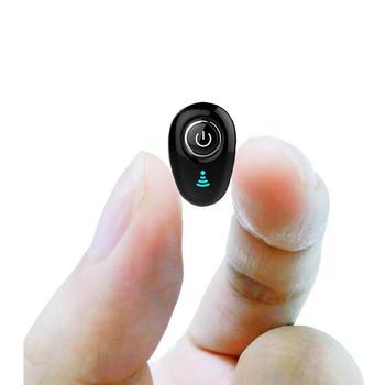 Mini niewidoczne prawdziwe bezprzewodowe słuchawki z redukcją szumów słuchawki z Bluetooth zestaw głośnomówiący zestaw słuchawkowy Stereo TWS wkładka douszna z mikrofonem tanie i dobre opinie TedGem Zaczep na ucho Dynamiczny CN (pochodzenie) wireless 120±3dBdB Nonem Monitor Słuchawkowe Dla Telefonu komórkowego