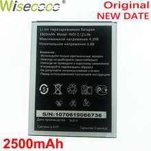 Wisecoco 2500mAh inoi2 Battery For INOI 2 Lite INOI2 Phone In Stock Latest Production High Quality Battery+Tracking Number