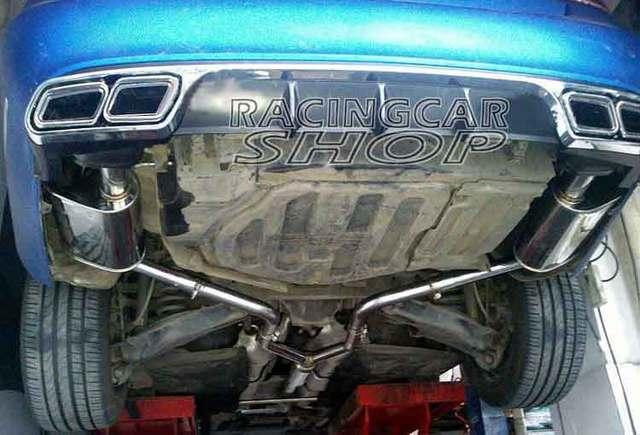 AMG Exhaust Tip For Mercedes Benz C-class E-class S-class W204 W212 W222 C207 E63 E300 E350 E500 R231 SL63 S63 C63 2013UP  M098W 1