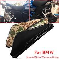 Bolsa de viaje impermeable para motocicleta BMW, portaequipajes con marco triangular, R1200GS, R 1200 GS LC R1250GS ADV