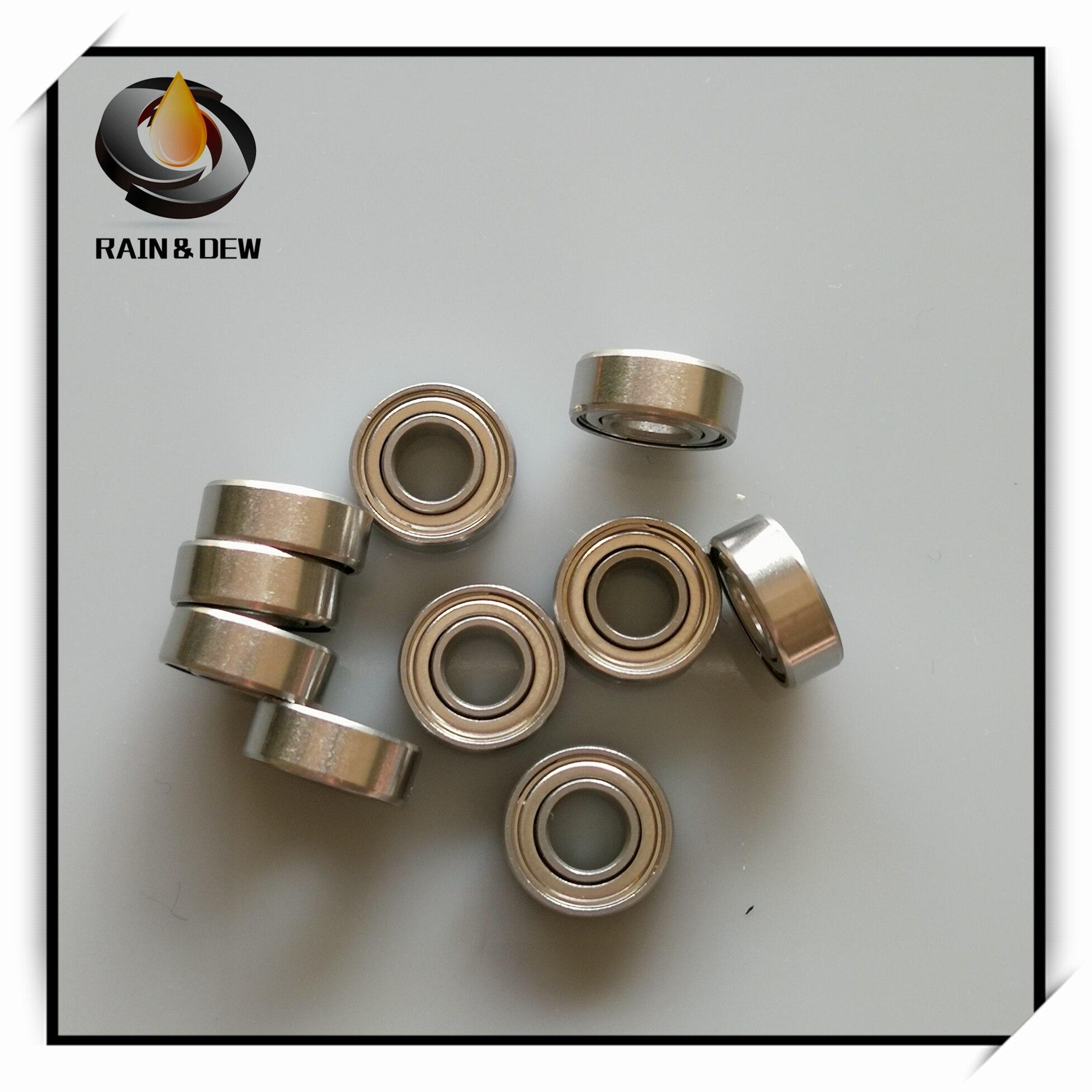 1Pcs  SMR148ZZ CB ABEC7 8X14X4 Mm MR148 Stainless Steel Hybrid Ceramic Ball Bearing  RC Hobby Bearings