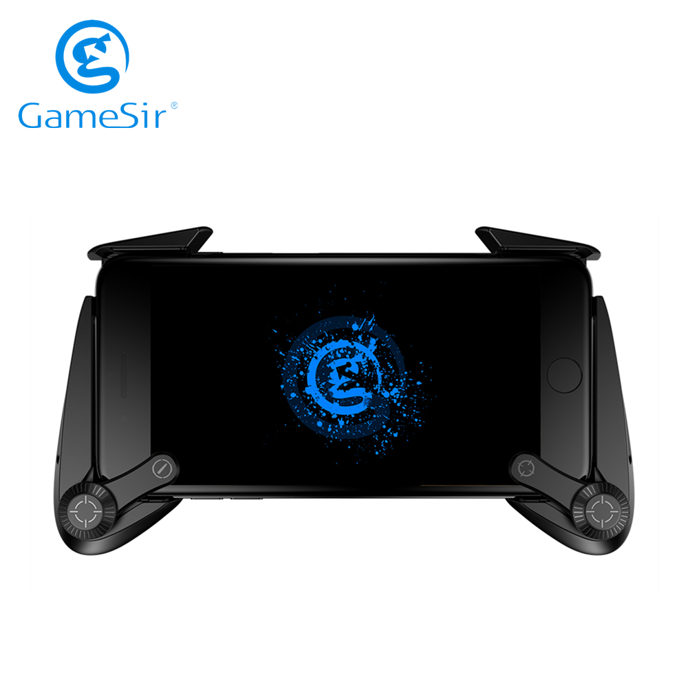 GameSir F3 Plus Conductive AirFlash Grip Mobile Phone Game Controller Plug and Play No Need Bluetooth Connection for PUBG CODM|Gamepads| - AliExpress