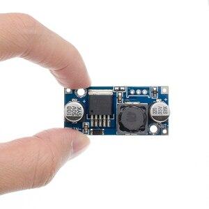 Image 3 - 100 adet LM2596HVS LM2596 HV LM2596HV DC DC ayarlanabilir adım aşağı Buck dönüştürücü güç modülü 4.5 50V için 3 35V Urrent sınırlayıcı