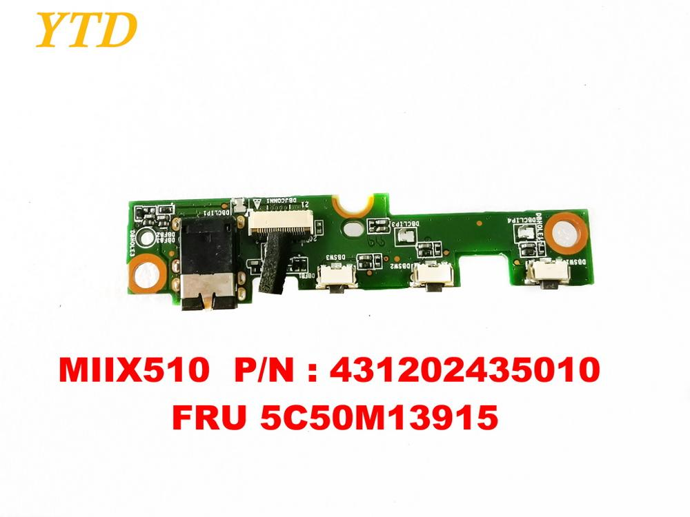 Original For Lenovo MIIX 510 Audio Board MIIX510  PN  431202435010  FRU  5C50M13915 Tested Good Freeshipping