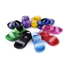 Fashion Baby Kids Sandals Summer Slipper Beach Shoes Toddler