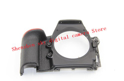 New Front Cover / Shell Grip Handle Rubber Repair Part For Nikon D850 SLR