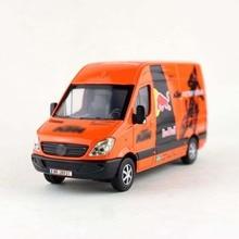 1/38 сплав оранжевая гоночная Сборная модель игрушечные машинки литой металлический игрушечный автомобиль для детей
