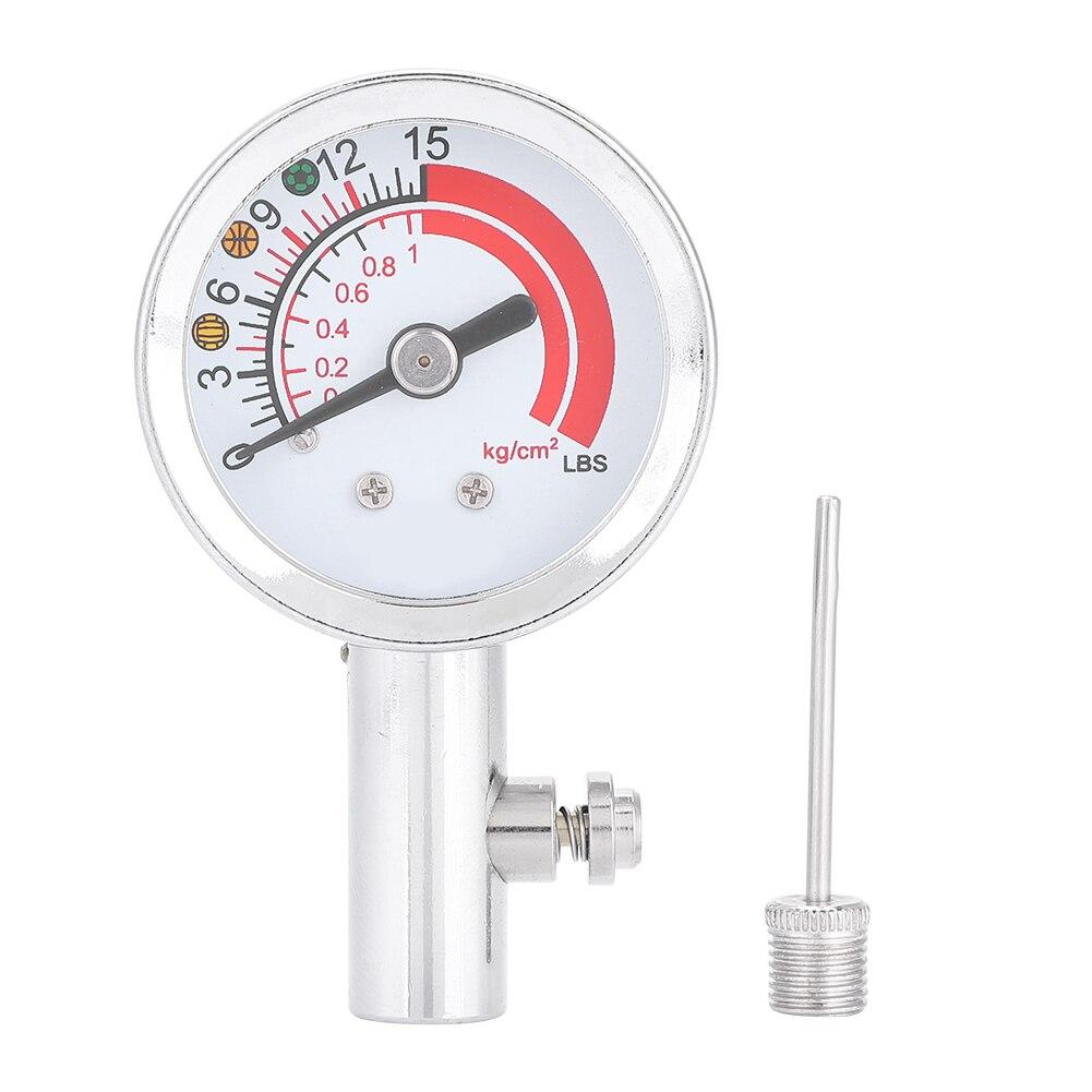 Mini Air Pressure Gauge Ball Pressure Meter Basketball Football Volleyball Barometer Tools Air Regulator Pressure Measure Tool