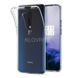 For OnePlus 6 6T 5 5T 3 3T One Plus Clear TPU Cases For OnePlus 7 7T Pro 5G Transparent full Cover Silicone case Coque Fundas(China)
