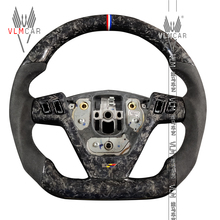 цена на Private custom carbon Fiber steering wheel For CTS V1 2004-2008 Forged carbon fiber