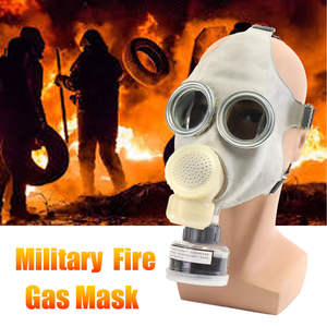 Chemcial Painting Spraying Gas Mask Same Military Army Dust Smoke Filterotective Safurance Portable Gas Mask Industrial Safety