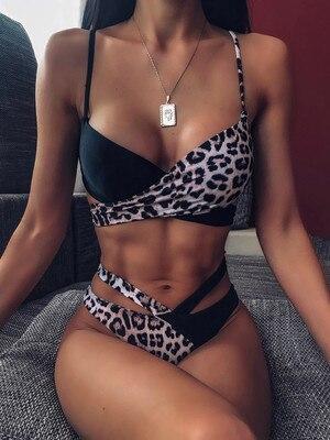 B48 leopard print