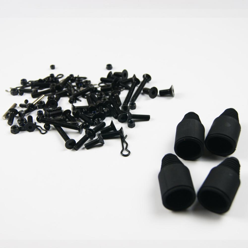 large screw nut pack axle boot body pin for 1//5 RC HPI RV baja 5B 5T 5SC