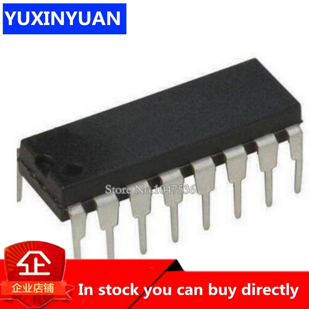 New 5PCS HCF4053BE HCF4053 4053 new original analog switches DIP-16 IC