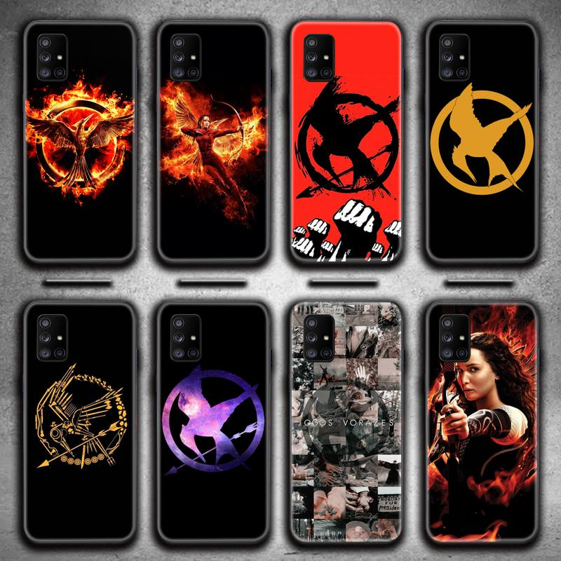 The Hunger Games Phone Case For Samsung Galaxy A21S A01 A11 A31 A81 A10 A20E A30 A40 A50 A70 A80 A71 A51