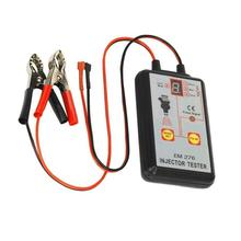 Diagnostic Car Injection Nozzle Tester Apparatus Automotive Electronic Parts 12V Vehicle Battery Drop Shipping Hot