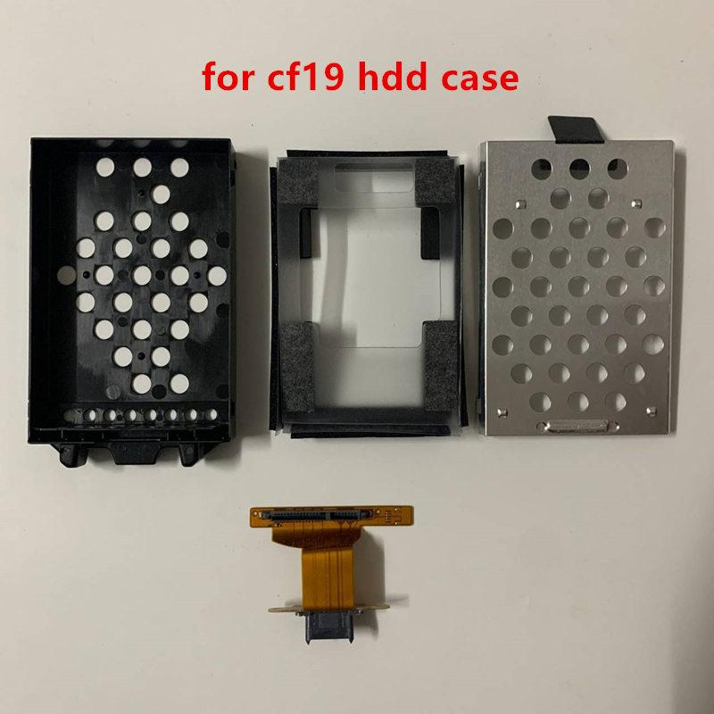 Cable conector de alta calidad para Panasonic Toughbook CF-19, 1 unidad/HDD, caja de unidad del disco duro, adaptador Caddy, CF19 CF 19 HDD SSD
