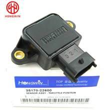 35170-22600 sensor de posição do acelerador (tps) se encaixa: kia-hhyundai-dodge-saab 9600930002 , 96009-30002 0280122014, 0280122016