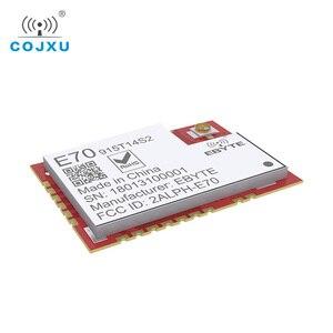 Image 3 - E70 915T14S2 CC1310 915MHz אלחוטי rf מודול CC1310 UART משדר SMD 915M ModuleUART iot משדר ומקלט