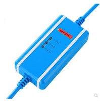 USB-KOYO + 적합한 sn/sm/sh/sr/dl/nk/plc 프로그래밍 케이블 통신 데이터 다운로드 라인 3m