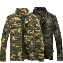 2019 New Quality Male Camouflage Jackets Mens Coats Camo Bomber Jacket Men Brand Clothing Outwear Army Military Plus Size