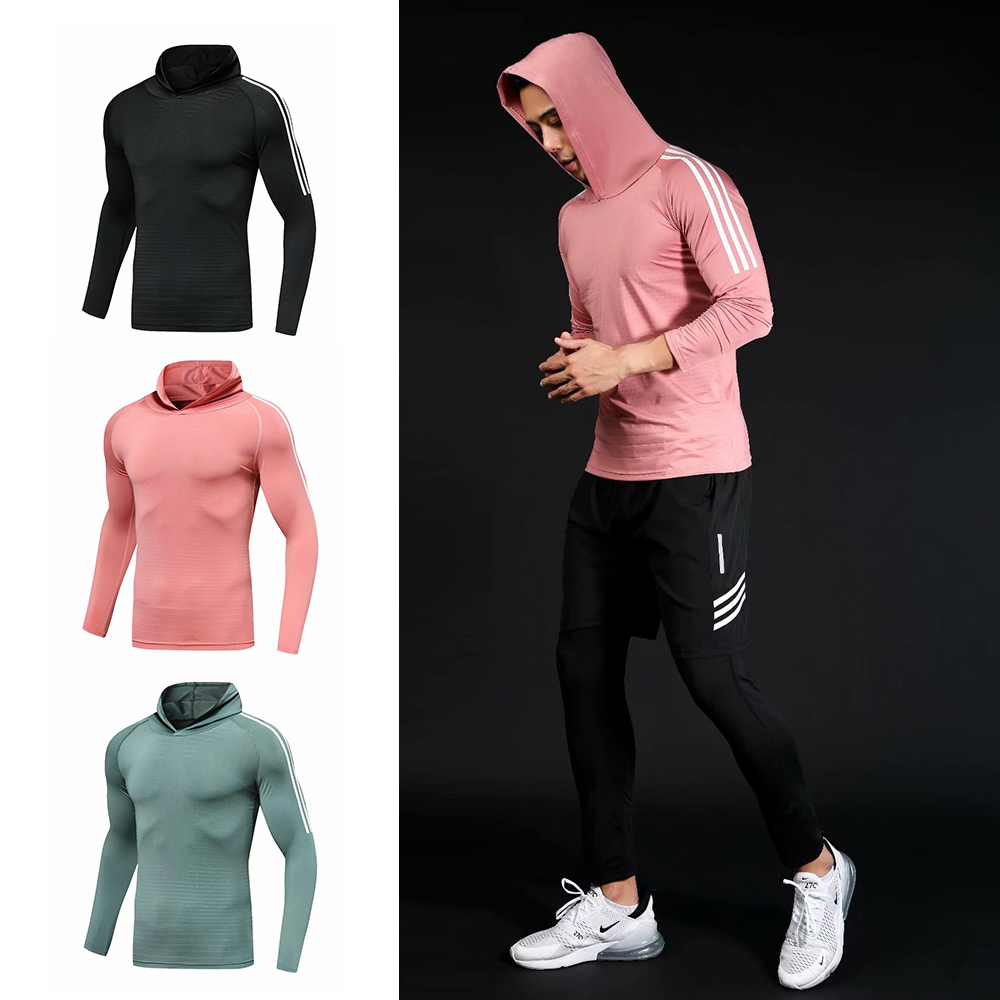 long sleeve tight running top \u003e Up to