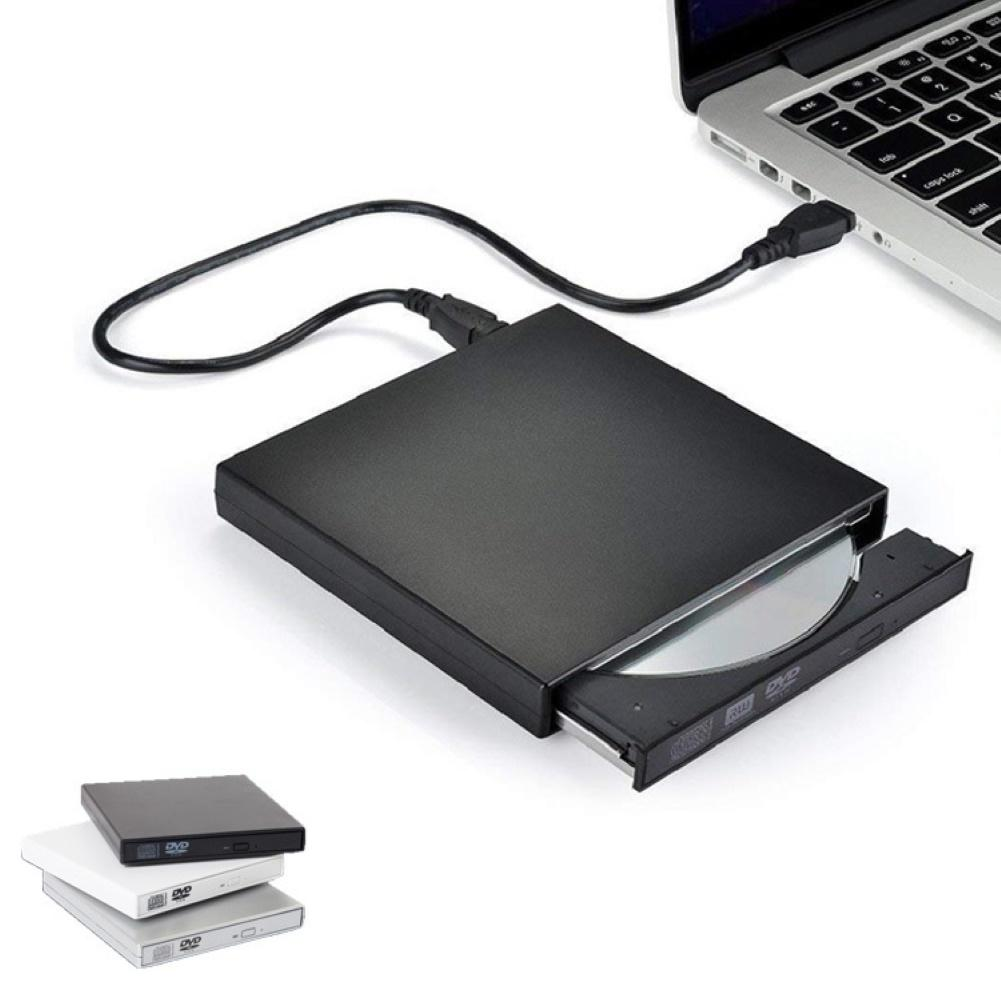 External DVD Drive Type-c ultra-thin USB 3.0 external mobile optical Drive notebook DVD -RW DVD/CD for Desktop
