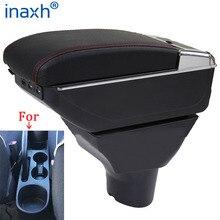 Auto Armlehne Für Hyundai I20 Armlehne box 2012 Innen Teile spezielle Retrofit teile Zentrum Speicher box auto zubehör