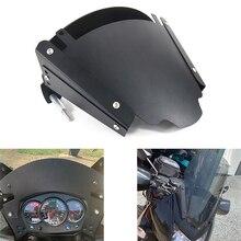 Für Kawasaki KLR650 2008 2018 KLR 650 Höhe Einstellen Heber Windschutzscheibe Rally Dash Kit