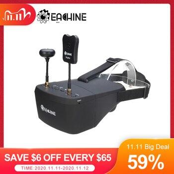 Eachine EV800D 5 8G 40CH 5 Inch 800 480 Video Headset HD DVR Diversity FPV Goggles