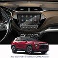 8 дюймов Автомобильный Стайлинг gps Навигация экран пленка для Chevrolet Trailblazer 2020-настоящее время gps экран пленка авто аксессуар