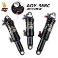 DNM/AOY-36RC MTB Велоспорт велосипед катушки Задний амортизатор 165/190/200 мм горный велосипед воздуха задний амортизатор с блокировкой